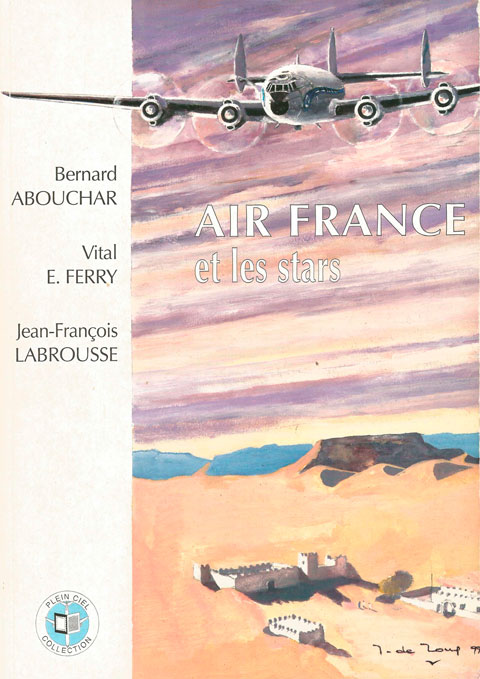 Air France et les Stars
